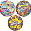 4″ Happy Birthday Balloon